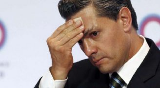 Peña Nieto nos destaques do The New York Times