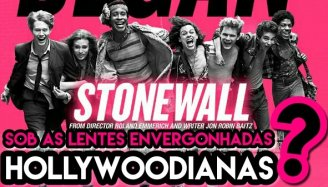 StoneWall sob as lentes envergonhadas Hollywoodianas?