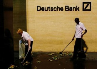 A crise do Deutsche Bank e a guerra financeira mundial