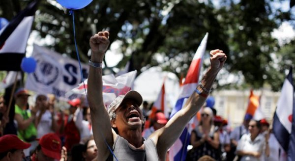 Terceira semana de greves na Costa Rica contra os ajustes do governo e do FMI