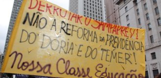 """Qual o papel dos sindicatos?"" participe do debate de greve entre professores municipais de SP"
