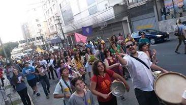 Mobilizações em Caxias do Sul: Fora Temer ganha peso e ato da direita é inexpressivo