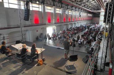 Construindo uma greve geral na Itália: Bolonha tem grande assembleia de trabalhadores