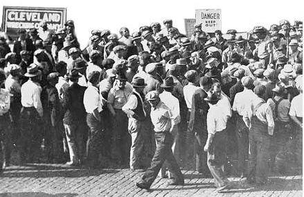 Notas sobre sindicatos e a atuação dos revolucionários