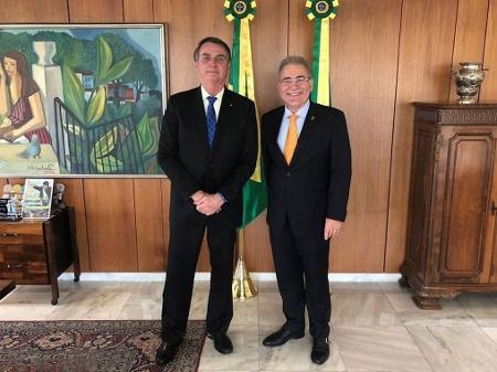 Confirmado: Bolsonaro escolhe Marcelo Queiroga para substituir Pazuello
