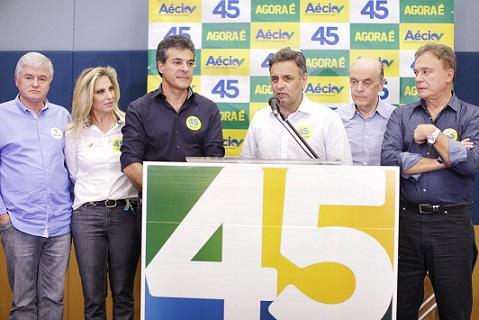 Beto Richa é acusado de corrupção durante campanha à reeleição ao governo do Paraná