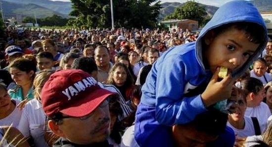 Rechaçamos a xenofobia contra imigrantes venezuelanos, denunciamos aos governos de Temer e Maduro