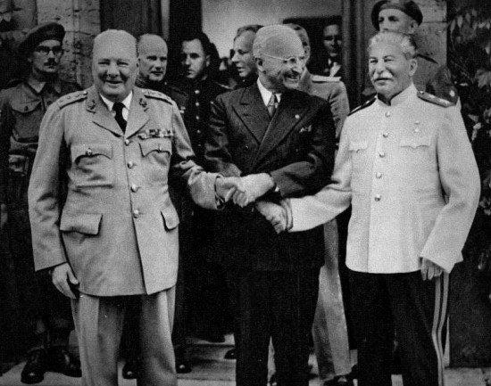 Stalin e sua burocracia apoiaram a criação de Israel junto do imperialismo