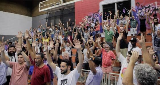 Metroviarios de SP aprovam greve para 05/02 contra ataques da privatização