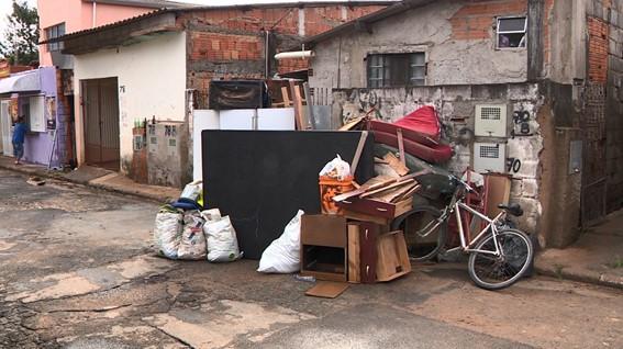 Na pandemia, famílias de Campinas perdem tudo em enchentes por responsabilidade dos governos