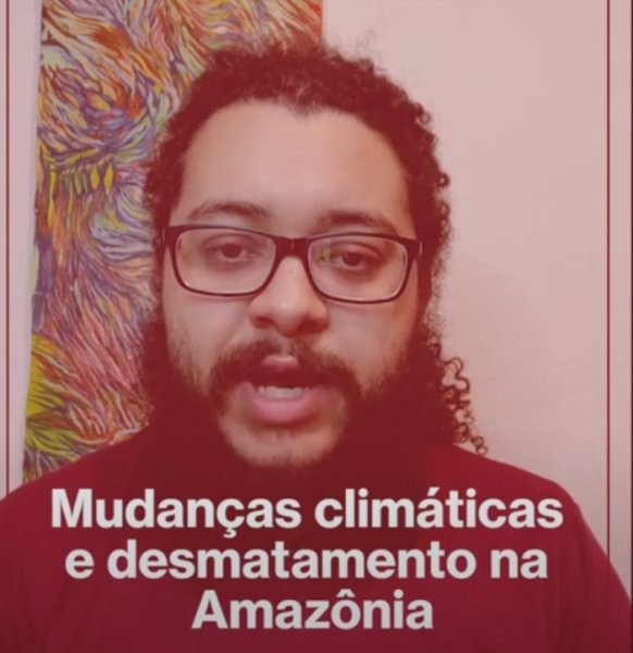 Mudanças climáticas e desmatamento na Amazônia