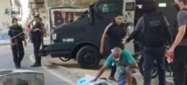 """Após assassinato de Marcelo, PM ameaça moradores que protestarem: """"vão se machucar"""""""