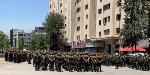 Milhares no Chile rejeitam tentativa de governo de acabar com mobilização através da repressão