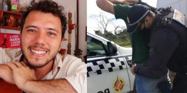 URGENTE: Ativista do PSOL, Thiago Ávila, é detido arbitrariamente no DF