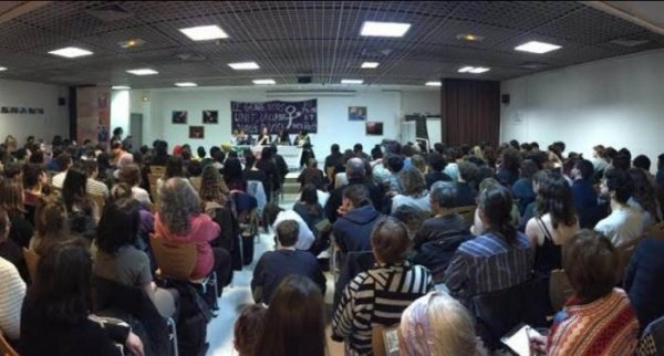 Pelo pão e pelas rosas: as atividades de Andrea D'Atri pela Europa