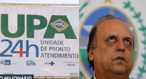 UPA's de lata saíram mais caro que prédios comuns e empresa ainda ganhou isenção de Pezão
