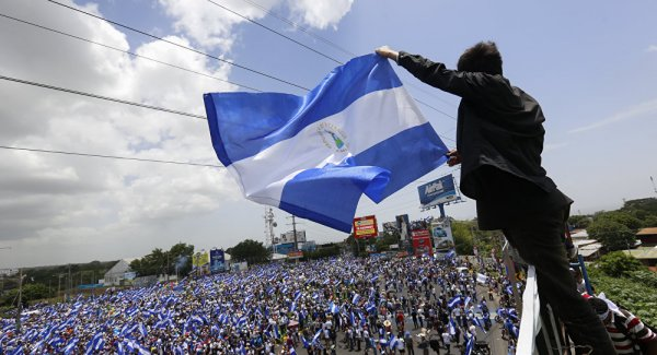 Nicarágua: Contra o governo de Ortega e a direita empresarial pró-imperialista