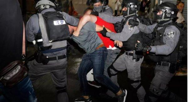 Provocação em Jerusalém: reprimem palestinos e permitem marcha da direita israelense