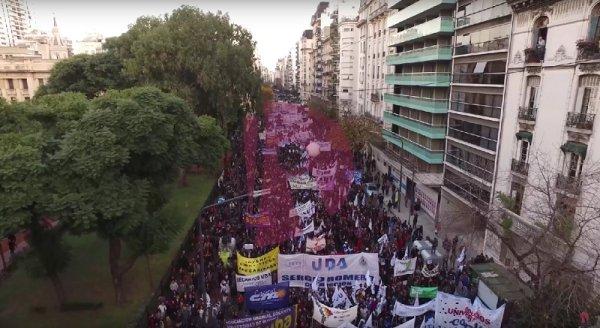 Argentina: como podemos seguir? A educação tomou as ruas e pode vencer