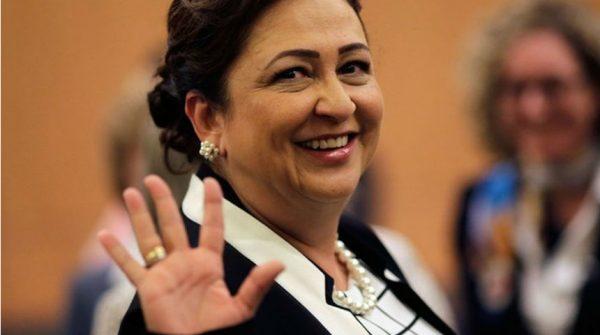 STF arquiva inquérito contra Kátia Abreu, vice de Ciro