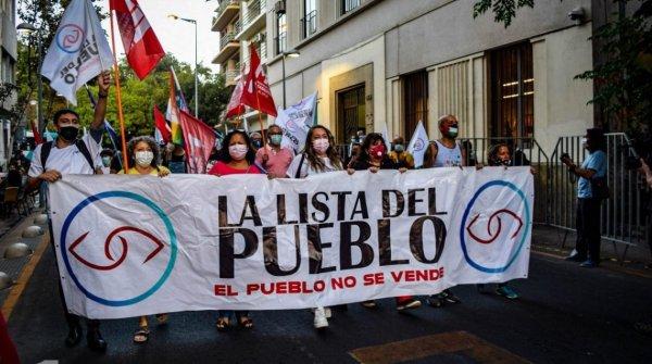 PSTU se dilui no reformismo eleitoral chileno