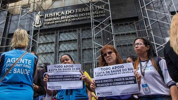 5 pontos para solucionar a crise da saúde no Rio