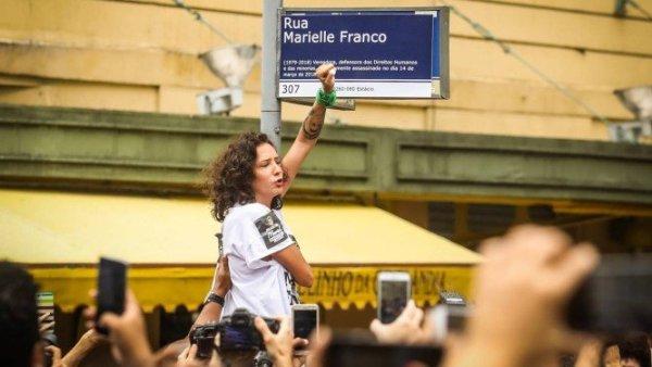 """Mônica Benício: """"Justiça por Marielle se faz quando estivermos em uma sociedade mais justa e igualitária"""""""