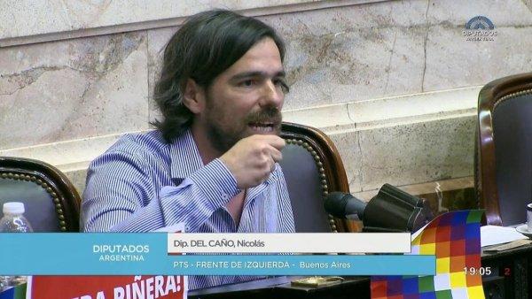 """Del Caño: """"A heróica mobilização popular é o caminho para derrotar o golpe"""""""