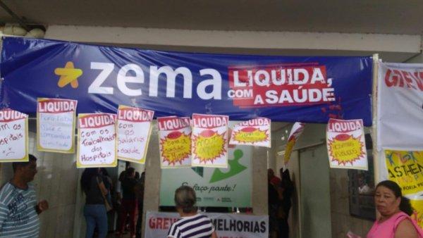 Declaração da Faísca: Todo apoio a greve da saúde em Minas Gerais, abaixo os ataques de Zema