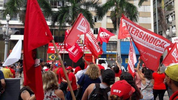 Intersindical rompe com 1º de maio das grandes centrais com inimigos de classe e chama atos independentes