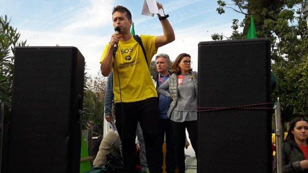 """Espanha: """"Não há reforma possível para a União Europeia do capital"""""""
