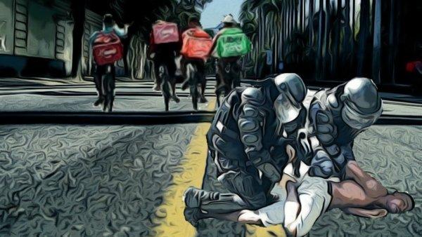 LGBTs negros: a relação entre a polícia, trabalho precário e a educação