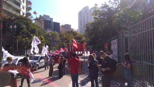Covas aprovou sua PL da privatização. Lutemos pela sua Revogação já!
