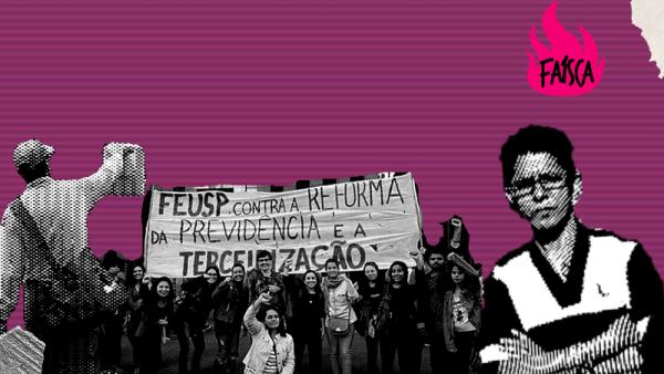 Por que a juventude deve apoiar a greve dos Correios e lutar contra as demissões dos terceirizados nas universidades?