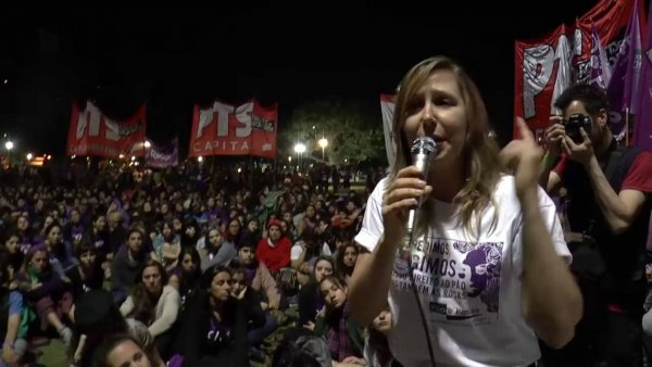 Miryan Bregman na Câmara: Se desta vez #SeráLei é por nossa luta e mobilização