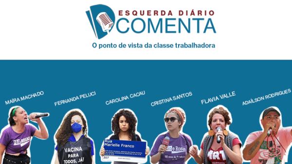 Novo programa Esquerda Diário Comenta trará ponto de vista da classe trabalhadora em 2 minutos