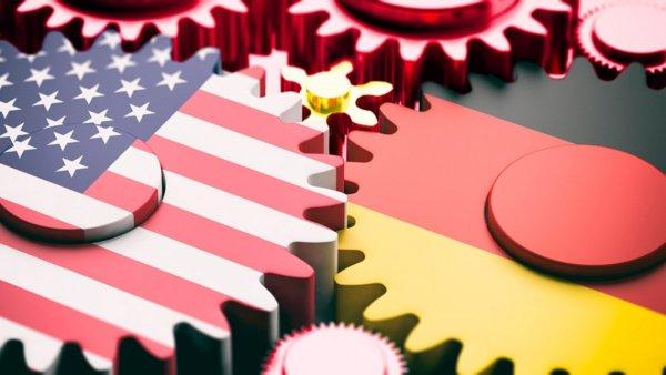 Disputas estratégicas e compromissos de curto prazo entre Alemanha e Estados Unidos