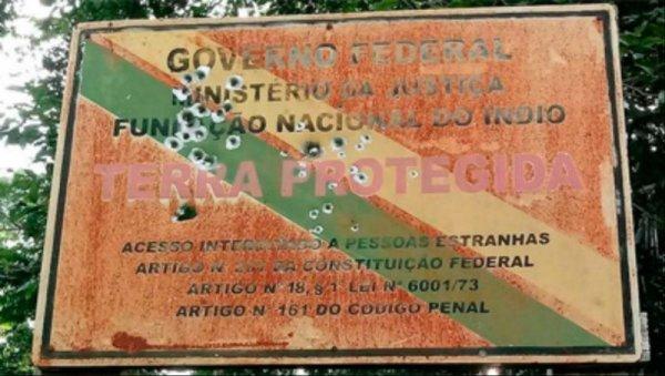 Posseiros armados gritam em nome de Bolsonaro e invadem terras Indígenas em Rondônia