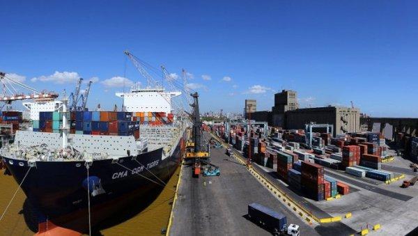 Argentina: Trabalhadores paralisam portos em todo o país
