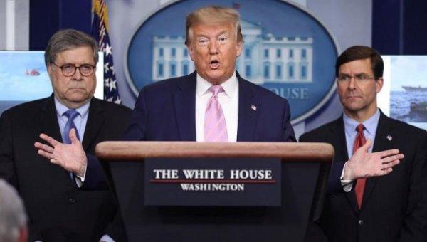 Trump redobra agressão: anuncia operação militar na costa do Caribe próximo à Venezuela