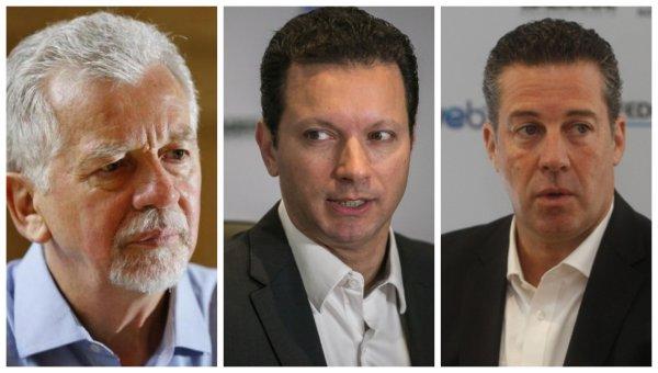Fortunati, Marchezan e Nagelstein se negam a participar de debate com municipários