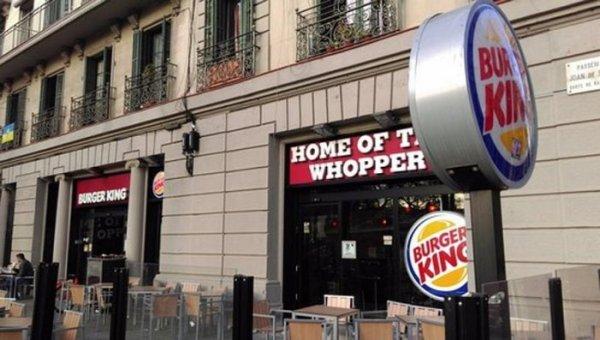 """Provocação do Burger King no 8M: """"Mulheres pertencem à cozinha"""""""