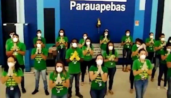 Capitalismo selvagem: ameaçados de demissão, trabalhadores da Havan são gravados agradecendo patrão