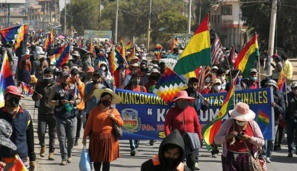 Justiça boliviana convoca diálogo sobre eleições após três dias de bloqueios e mobilizações
