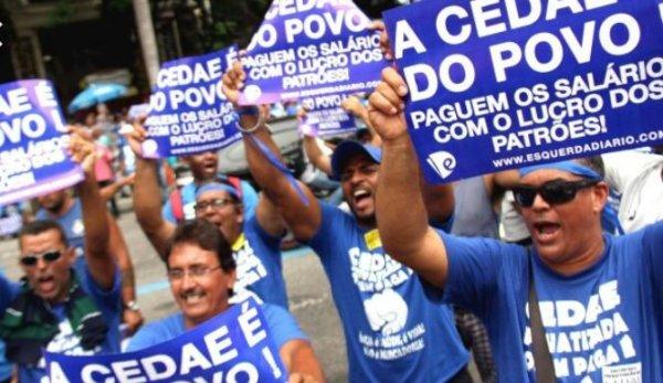 Pezão veta emenda que suspendia a privatização da CEDAE