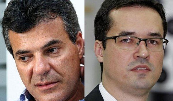 Dallagnol e Beto Richa, mais que um marqueteiro em comum