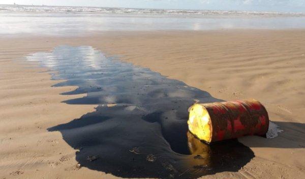 Laudo da UFS confirma vínculo de parte da poluição no Nordeste com barris da Shell