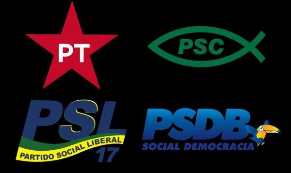 PT faz aliança com partidos Bolsonaristas e Golpistas em 3 cidades da Baixada Fluminense