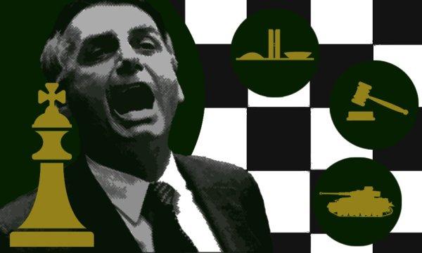 "Crise de Bolsonaro: ""bonapartismo imperial"" ou ""bonapartismo institucional""?"