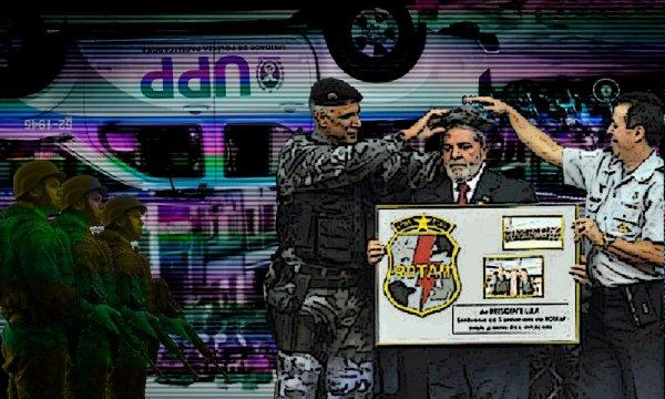 Montando uma tropa para Bolsonaro: o fortalecimento das polícias nos governos do PT